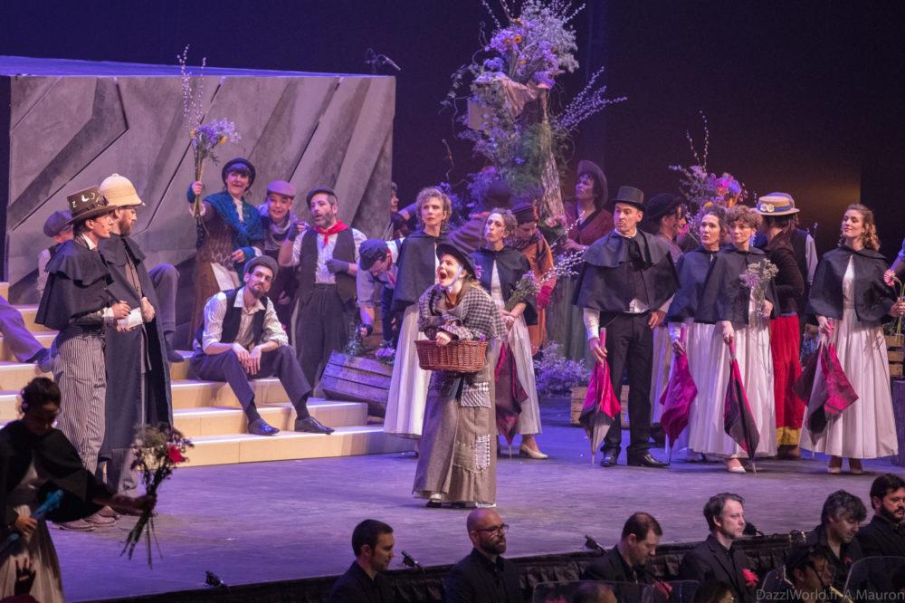 Ouverture des inscriptions du choeur opéra pour Faust
